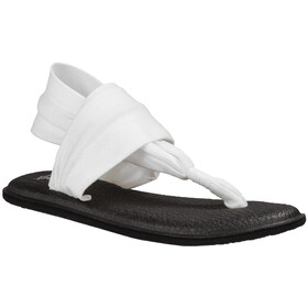 Sanük W's Yoga Sling 2 Sandals White